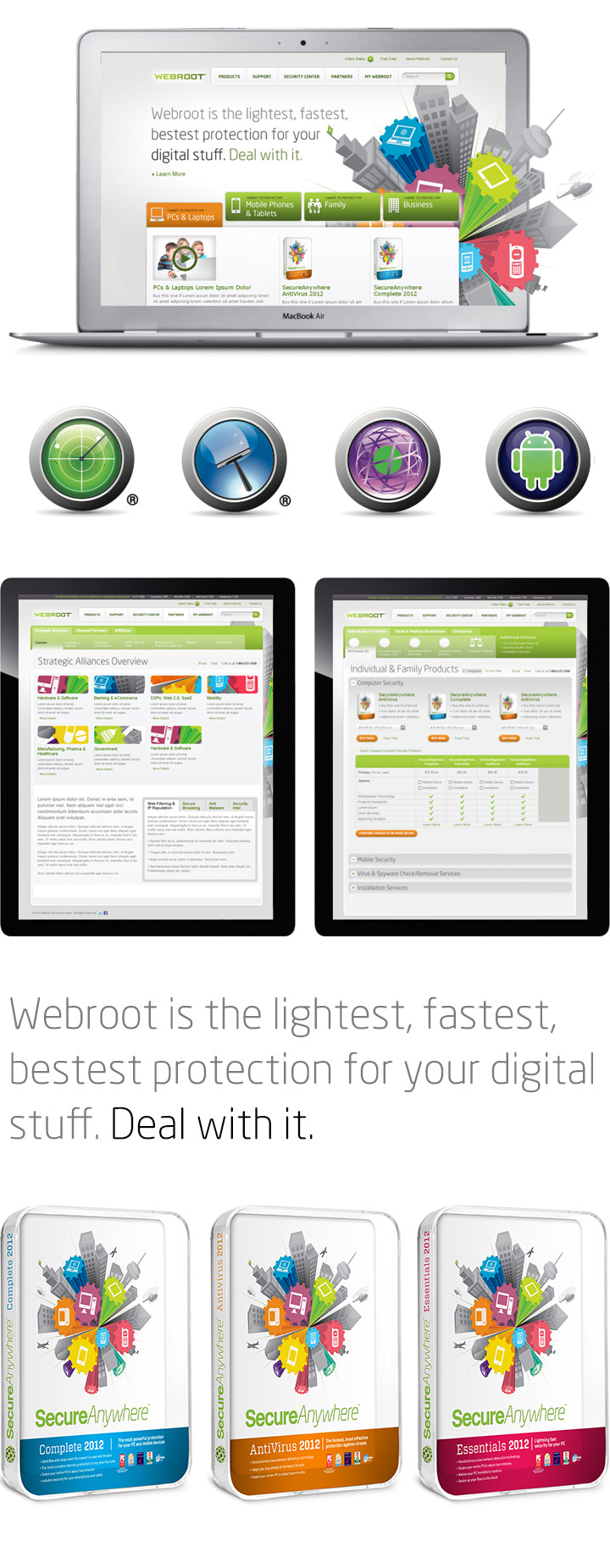 webroot design