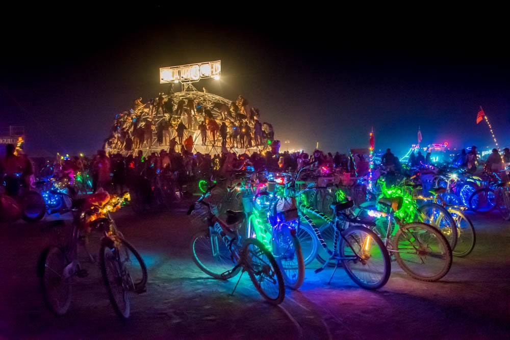 burning man thunderdome