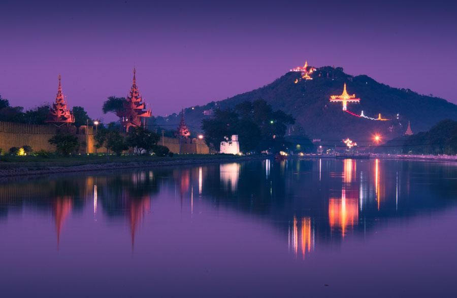 Mandalay Hill Myanmar